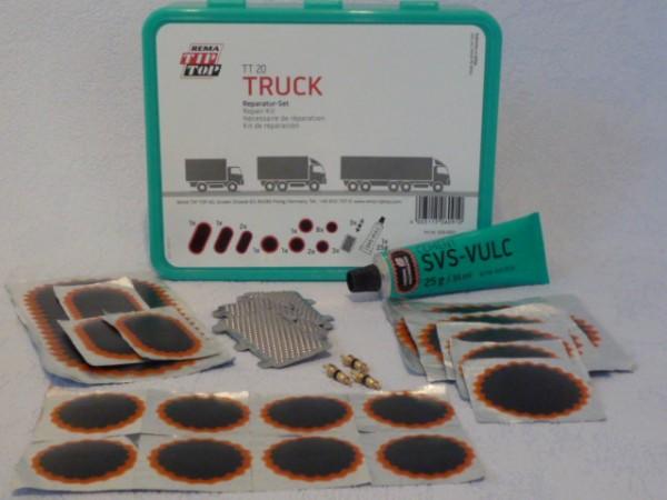 Schlauch-Reparatur-Set, Sortiment TT 20 TRUCK