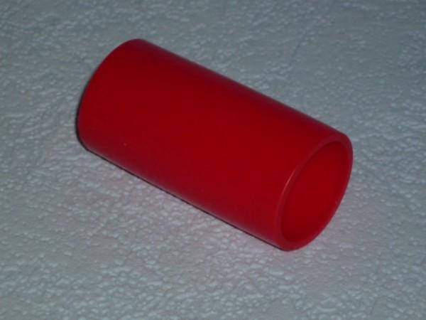 Ersatz-Kunststoffhülse für Kraft-Schoneinsatz 21mm rot
