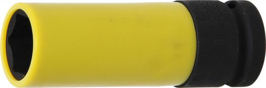 """Kraft-Schoneinsatz mit Kunststoffmantel 19 mm 1/2"""""""